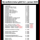 Ný-verðskrá-í-gildi-1-janúar-2019